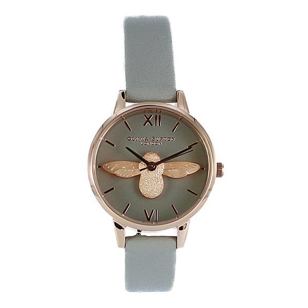 オリビアバートン 腕時計 レディース お洒落 女の子 女性 上品なレザーウォッチ プレゼントに OB15AM77 ビジネス 女性 ブランド 時計 誕生日 お祝い プレゼント ギフト お洒落