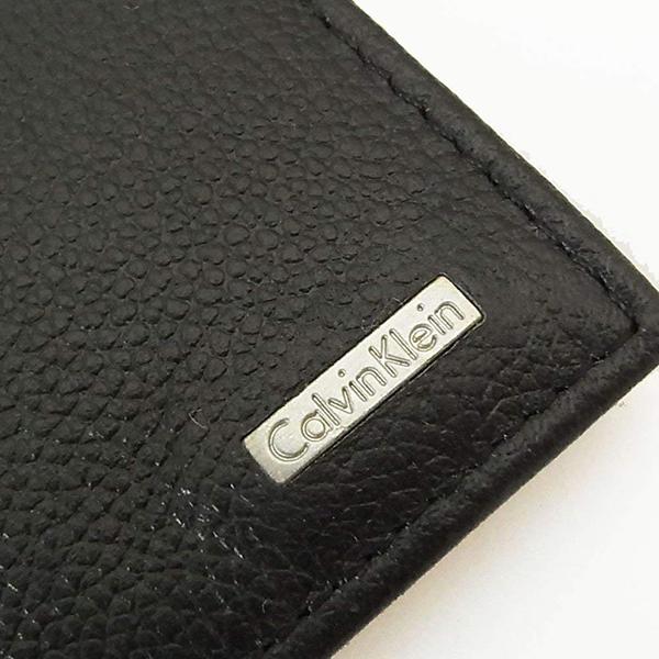 カルバンクライン CK セット商品 腕時計&名刺入れ メンズ エクスチェンジ クロノグラフ ブラックレザー カードケース K2F27120/79218 ビジネス 男性 ブランド 時計 誕生日 お祝い プレゼント ギフト お洒落