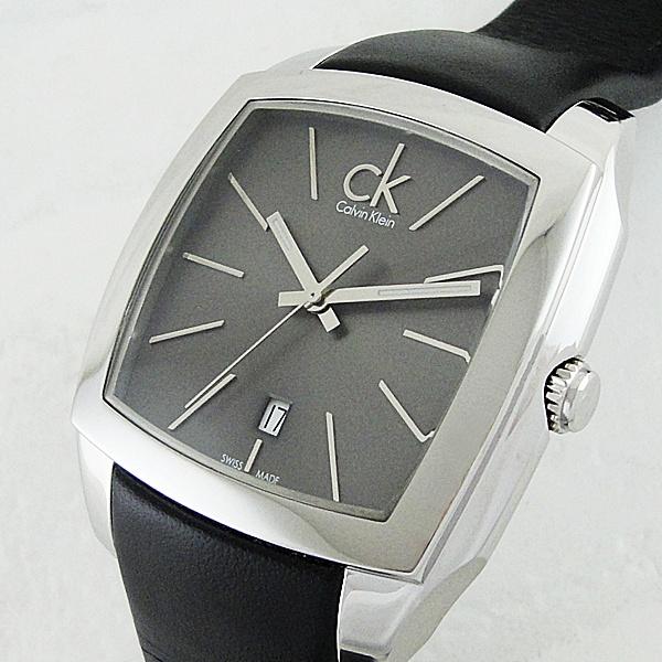 Calvin Klein カルバンクライン 腕時計 メンズ リセス K2K21107 ビジネス 男性 ブランド 時計 【仕事用】 誕生日 お祝い プレゼント ギフト お洒落