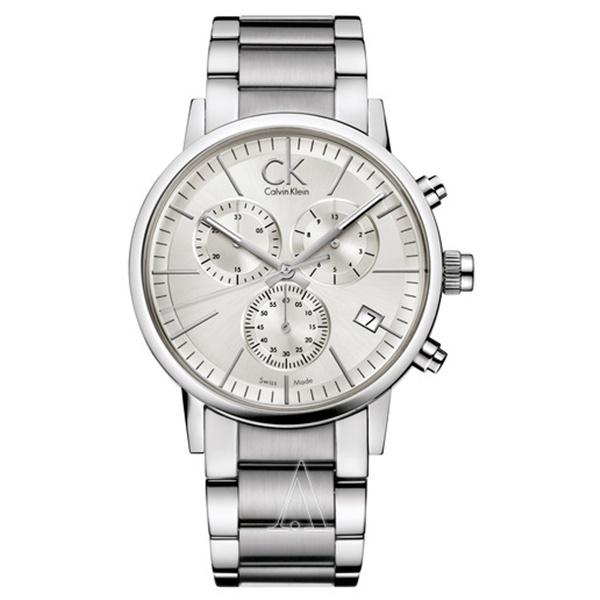 カルバンクライン 時計 メンズ 腕時計 Post-Minimal クロノグラフ ステンレス ブレスウォッチ K7627126 ビジネス 男性 ブランド 時計 誕生日 お祝い クリスマスプレゼント ギフト お洒落