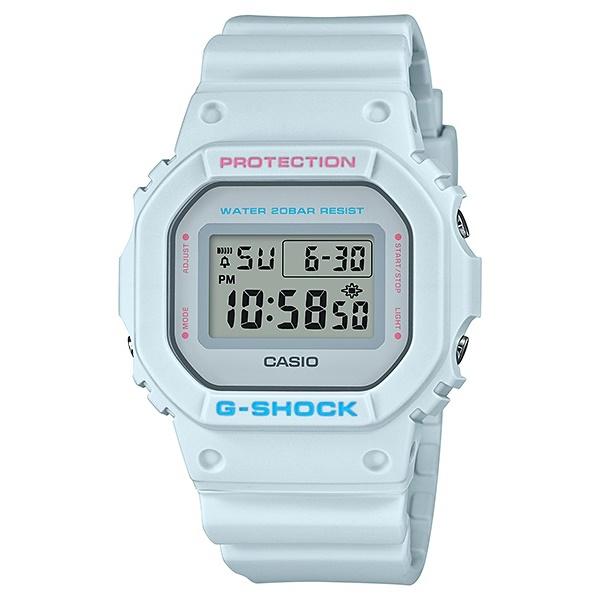 国内正規品 CASIO G-SHOCK Gショック ジーショック カシオ 時計 メンズ レディース 腕時計 ペールトーン ユースカルチャーモデル SPECIAL COLOR グレー DW-5600SC-8JF ビジネス 男性 女性 ブランド 誕生日 お祝い プレゼント ギフト