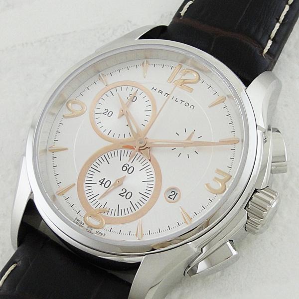 ハミルトン 時計 メンズ 腕時計 ジャズマスター シービュー クロノグラフ H32612555 ビジネス 男性 ブランド 誕生日 お祝い プレゼント ギフト お洒落