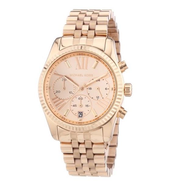 マイケルコース 時計 レディース 腕時計 ブラッドショー ピンクゴールドステンレス クロノグラフ デイカレンダー MK5569 ビジネス 女性 ブランド 誕生日 お祝い プレゼント ギフト お洒落