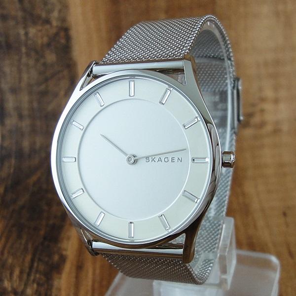 スカーゲン 時計 メンズ レディース 腕時計 ホルスト シルバー SKW2342 ビジネス ユニセックス ブランド 誕生日 お祝い プレゼント ギフト