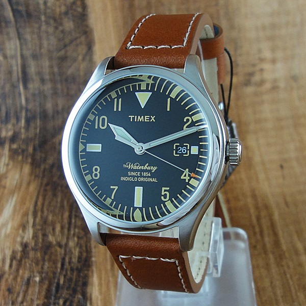 国内正規品 タイメックス 時計 レディース 腕時計 ウォーターベリー レッドウィング ブラウンレザー TW2P84600 ビジネス 女性 ブランド 誕生日 お祝い プレゼント ギフト お洒落