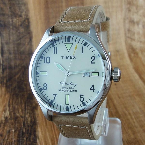 国内正規品 タイメックス 時計 メンズ 腕時計 ウォーターベリー レッドウィング タン レザー TW2P83900 ビジネス 男性 ブランド 誕生日 お祝い プレゼント ギフト お洒落