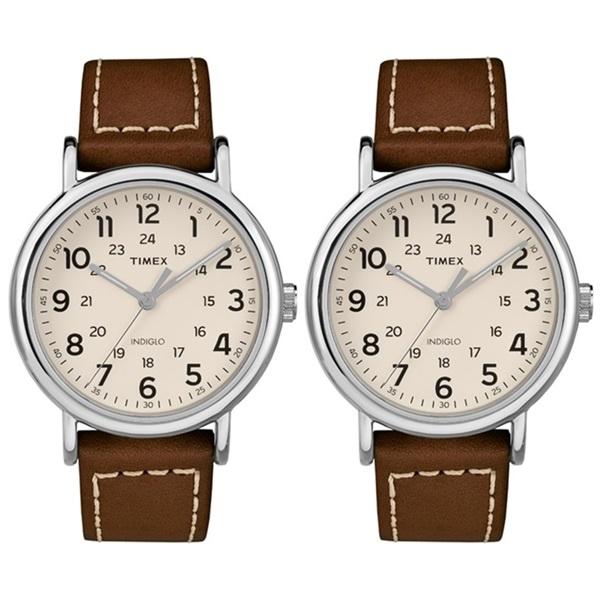 国内正規品 タイメックス 時計 ペアウォッチ ウィークエンダー セパレートストラップ TW2R42400TW2R42400 ペアセット カップル ブランド 誕生日 お祝い プレゼント ギフト
