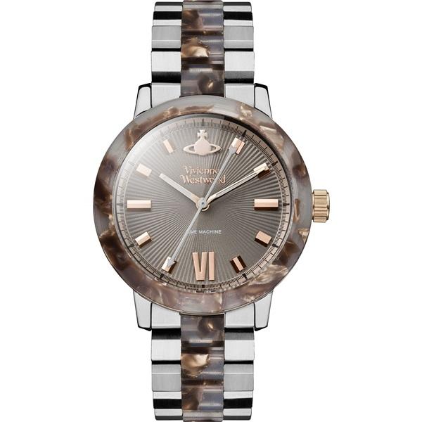 ヴィヴィアン ウエストウッド 時計 レディース 腕時計 ブラウン ステンレス ブレスレット VV165BRSL ビジネス 女性 ブランド 時計 誕生日 お祝い クリスマスプレゼント ギフト お洒落
