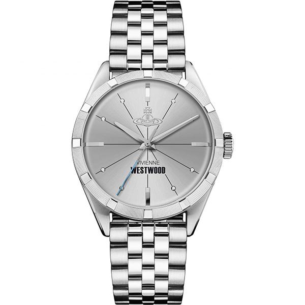 ヴィヴィアン ウエストウッド メンズ おしゃれな 腕時計 シルバー ステンレス VV192SLSL ビジネス 彼氏 夫 父親 誕生日 お祝い 記念日 毎日使える 身に着けられる プレゼント ギフト