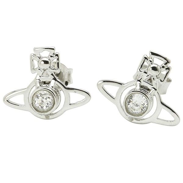 ヴィヴィアン ウエストウッド ジュエリー ファッション アクセサリー ピアス NORA EARRINGS オーブ シルバー 724399B/1 ビジネス ブランド 誕生日 お祝い プレゼント ギフト お洒落