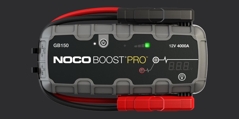 NOCO(ノコ) リチウムイオンジャンプスターター GB150