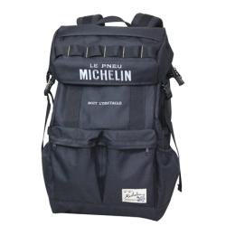 ミシュラン MICHELIN ビバンダム バックパック ブラック 黒 リュック ブラック キャリーバッグ 4wayバッグ 大容量 ミシュランマン