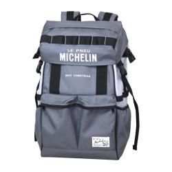 ミシュラン MICHELIN ビバンダム バックパック リュック グレー Gray キャリーバッグ 4wayバッグ 大容量 ミシュランマン