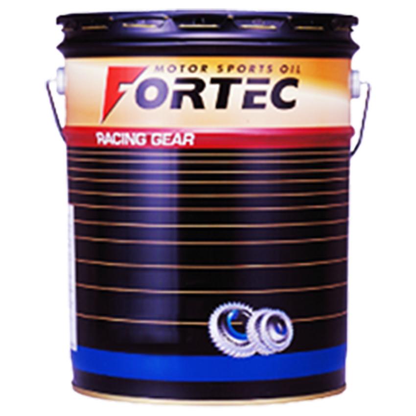 FORTEC(フォルテック)【SAE/75w-90 GL-5】MULTI GEAR(マルチギア)(完全合成ギア油(LSD対応))20L