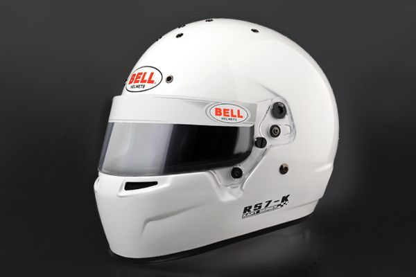 【RS7-K】 BELL Racing ヘルメット KART Series RS7K カートシリーズ