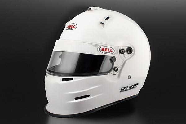 【GP3 SPORT】 BELL Racing ヘルメット SPORT Series GP3スポーツ スポーツシリーズ エアスクープ GH 156 / 157 / 158 / 159 ベル
