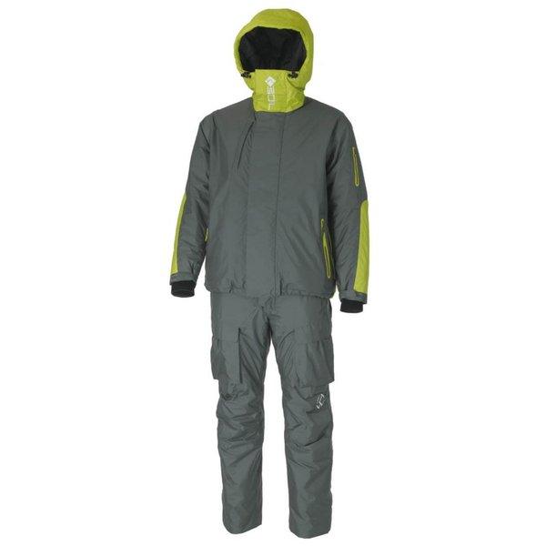 TIEMCO ティムコ / ボイル コールドプロテクションスーツ ジャケット・パンツ セットアップ  イエロー