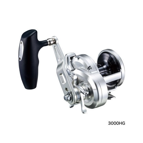 SHIMANO / オシアジガー 3000HG (右ハンドル)
