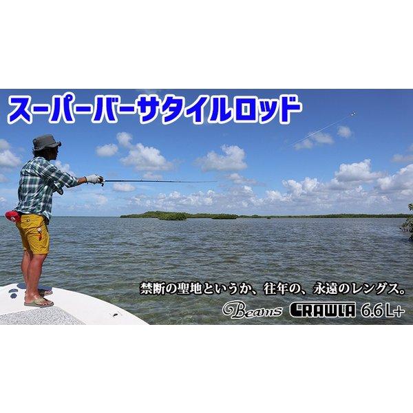 Fishman フィッシュマン / Beams CRAWLA 6.6L+ ビームスクローラー