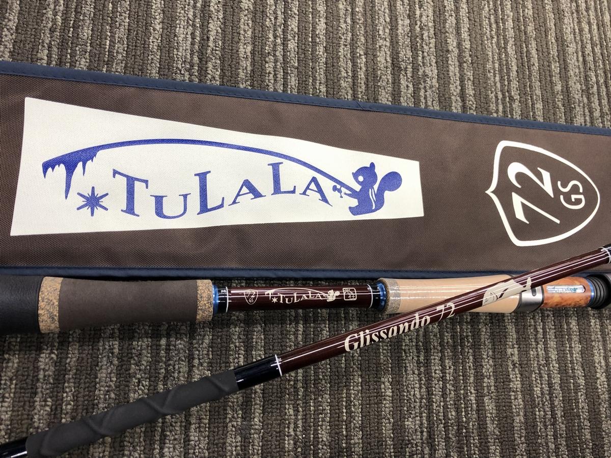TULALA(ツララ) グリッサンド72 / GS72 2019モデル