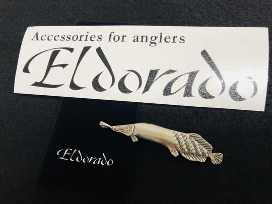 Eldorado / ピラルク(アラパイマ) シルバートップ Mサイズ