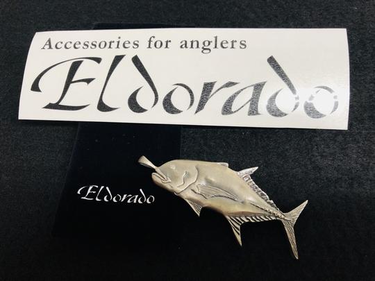 Eldorado / ロウニンアジ(GT)シルバートップ Lサイズ