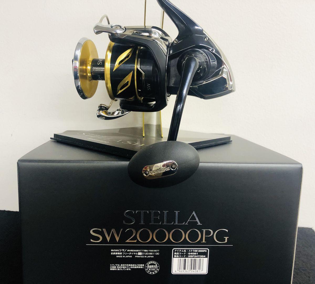 シマノ SHIMANO / 20 ステラSW 20000PG