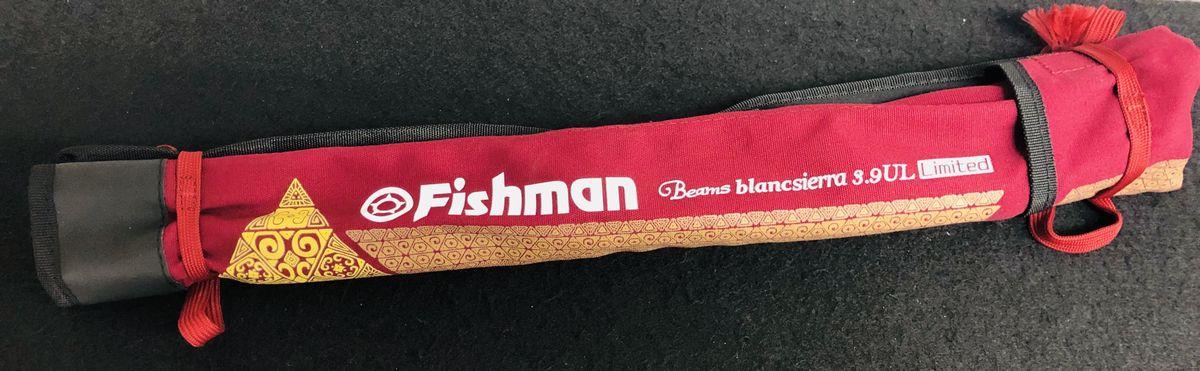 フィッシュマン Fishman / ビームブランシエラ 3.9UL LIMITED Beams blancsierra3.9UL LIMITED