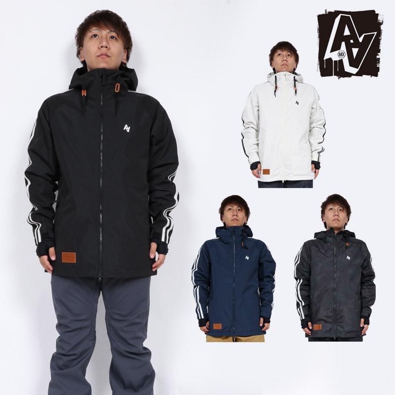 AA HARDWEAR ダブルエー ウェア メンズ ジャケット PHAT JACKET スノーボードウェア スノボ セール SALE