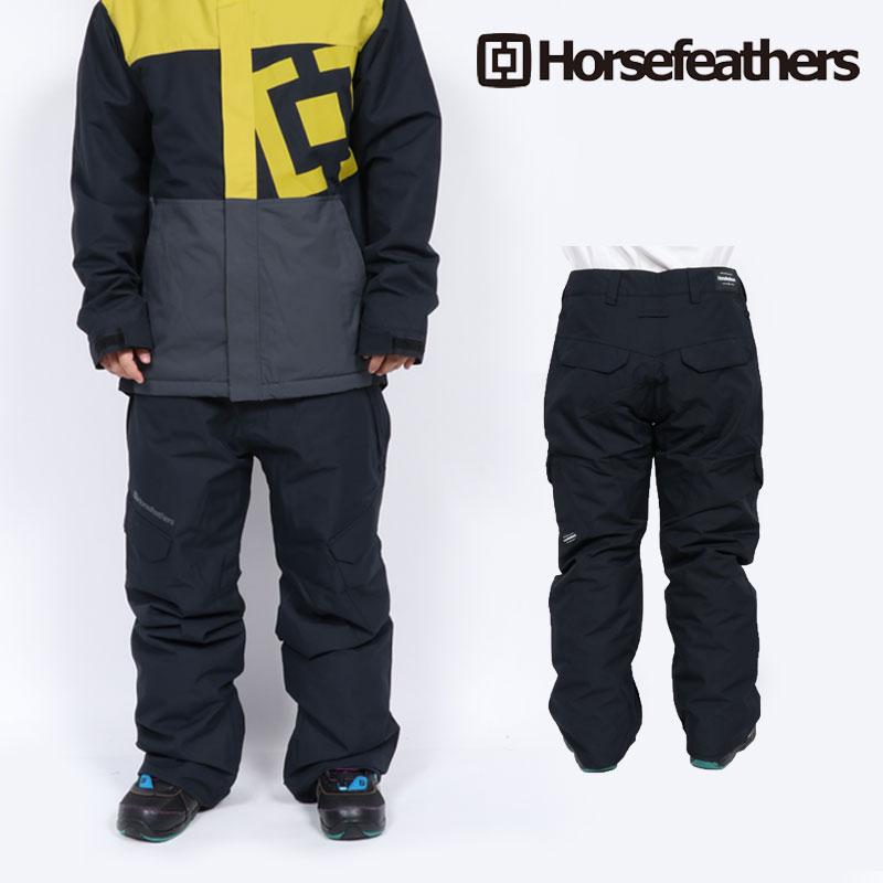 18-19 新作 HORSEFEATHERS ホースフェザーズ ウェア パンツ メンズ VOYAGER PANTS スノーボードウェア スノボ OM241A