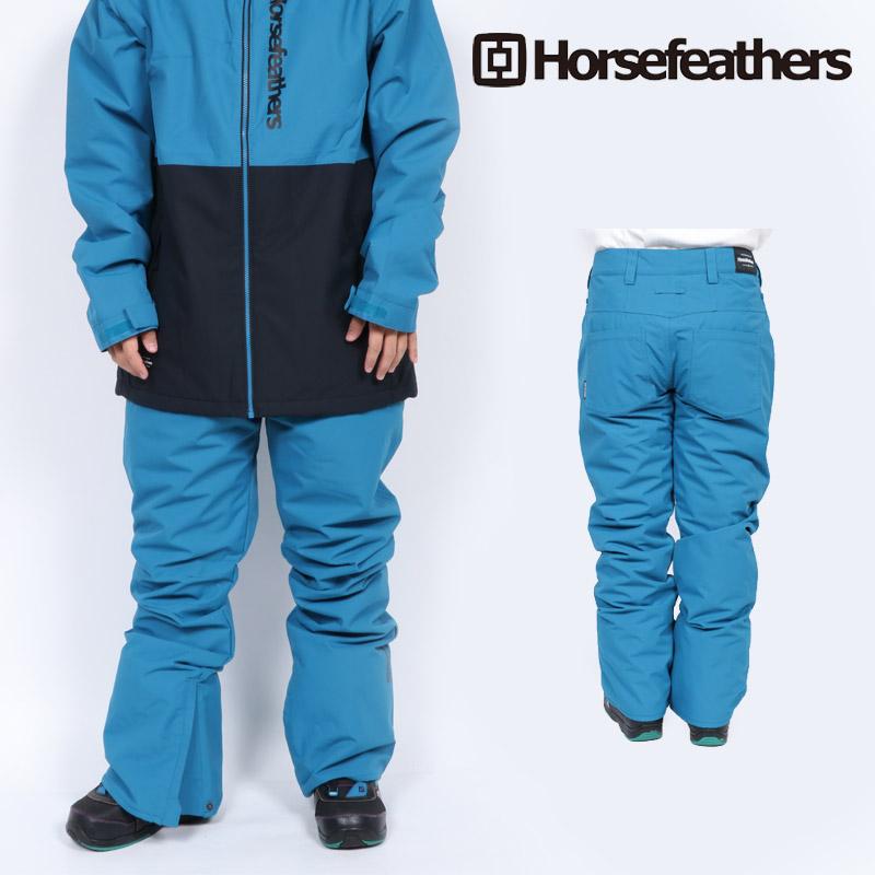 18-19 新作 HORSEFEATHERS ホースフェザーズ ウェア パンツ メンズ PINBALL PANTS スノーボードウェア スノボ OM242C