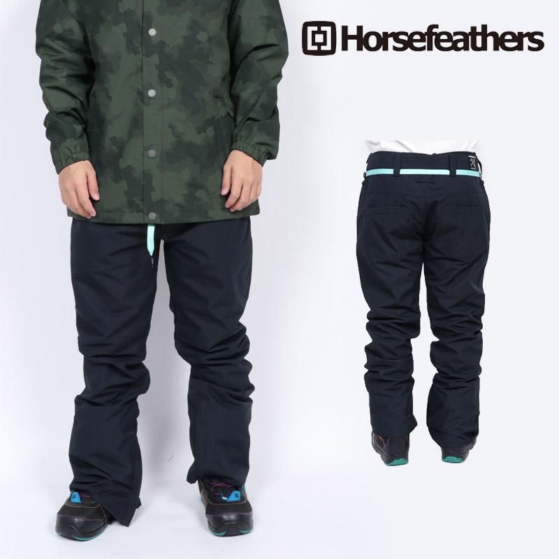 18-19 新作 HORSEFEATHERS ホースフェザーズ ウェア パンツ メンズ GHOST PANTS スノーボードウェア スノボ OM243B HALLDOR HELGASONモデル