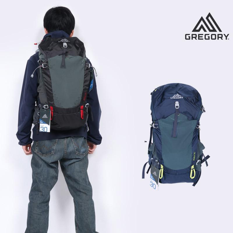 GREGORY グレゴリー リュック メンズ ZULU 30 バッグ バックパック 登山 アウトドア