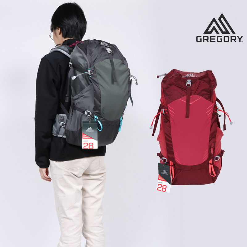 GREGORY グレゴリー リュック レディース JADE 28 バッグ バックパック 登山 アウトドア