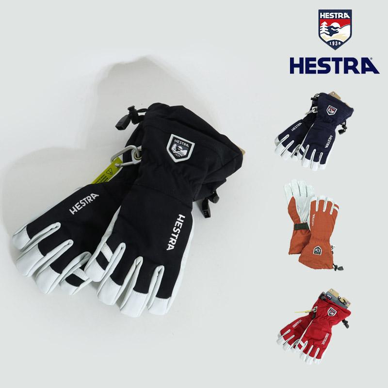18-19 予約商品 新作 HESTRA ヘストラ グローブ HELI SKI スキー スノーボード 30570 メンズ レディース