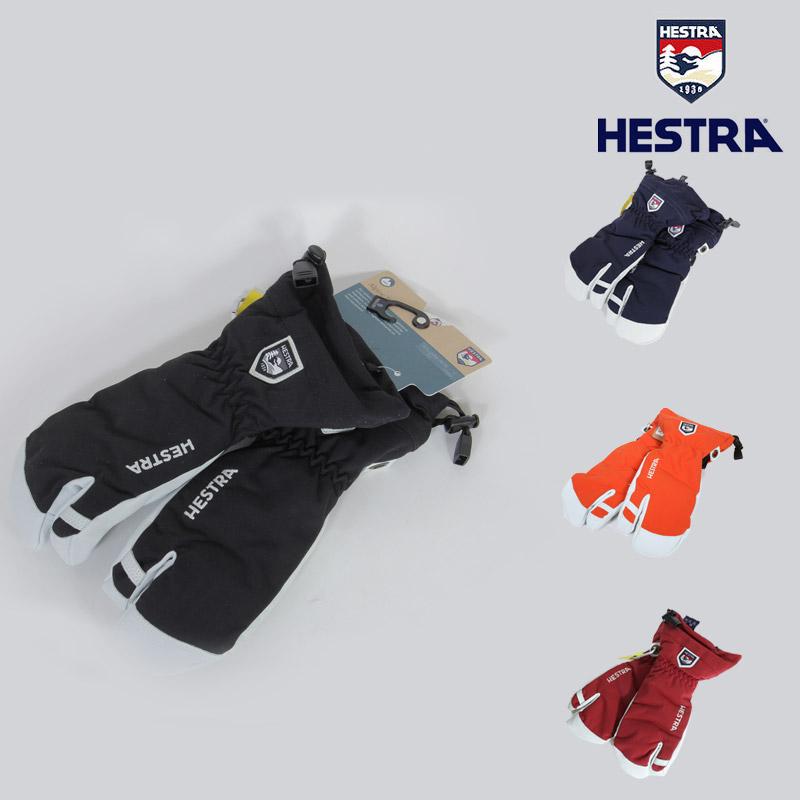 HESTRA ヘストラ 3フィンガー グローブ HELI SKI 3-FINGER スノーボード スノボ スキー 30572 セール SALE