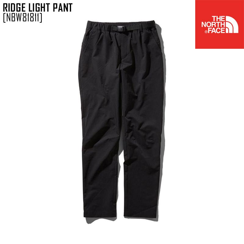 ノースフェイス レディース パンツ RIDGE LIGHT PANT NBW81811