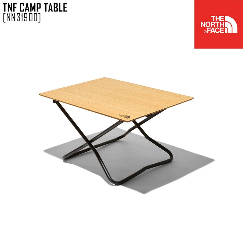 ノースフェイス キャンプ テーブル 折りたたみ アウトドア TNF CAMP TABLE NN31900