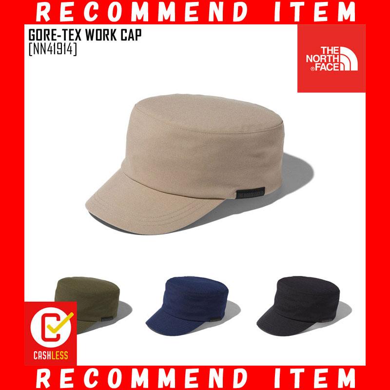 ノースフェイス ワークキャップ GORE-TEX WORK CAP 帽子 ゴアテックス NN41914 メンズ レディース