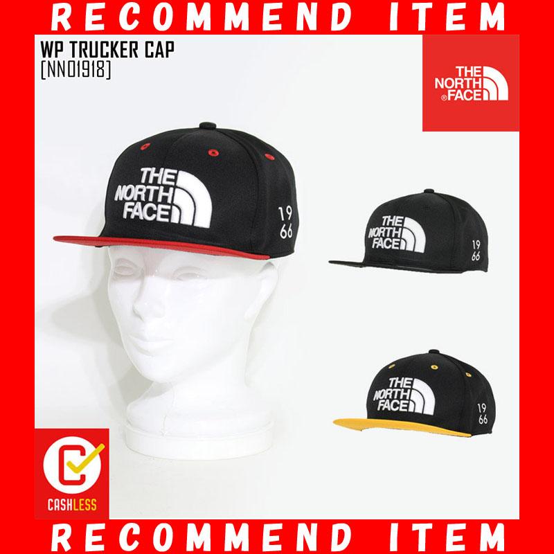 ノースフェイス キャップ WP TRUCKER CAP 帽子 アウトドアブランド NN01918 メンズ レディース