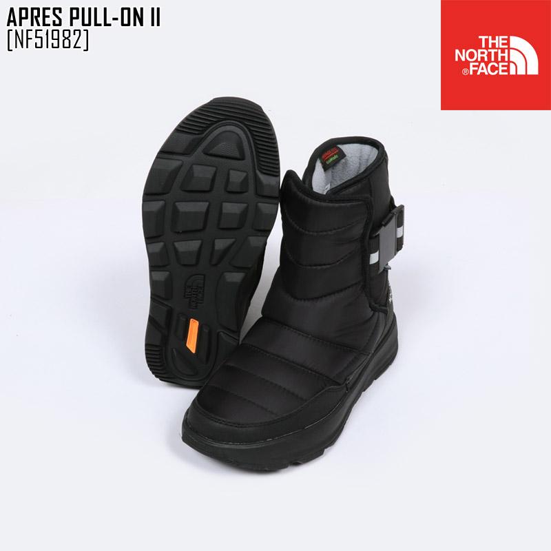 送料無料 ノースフェイス THE NORTH FACE メンズ レディース ブーツ 靴 アプレ II NF51982 ブランド激安セール会場 セール 代引き不可 SALE APRES プルオン PULL-ON