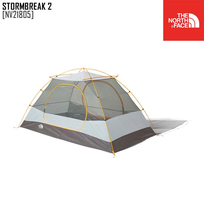 ノースフェイス NV21805 テント キャンプ用品 アウトドアブランド STORMBREAK 2