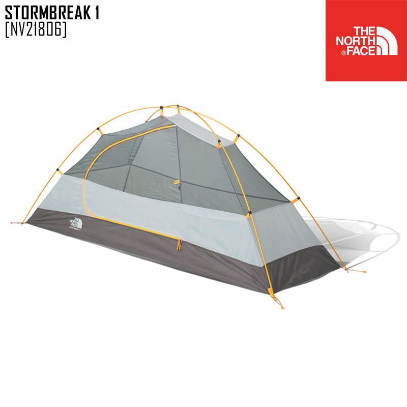 ノースフェイス NV21806 テント キャンプ用品 アウトドアブランド STORMBREAK 1