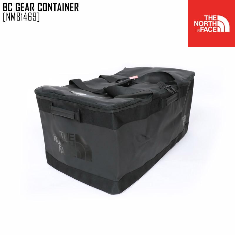 ノースフェイス NM81469 ギアコンテナ バッグ メンズ レディース アウトドアブランド BC GEAR CONTAINER