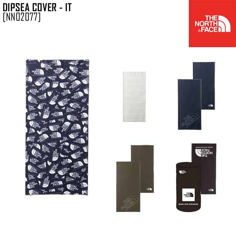 ノースフェイス ネックゲイター ネックウォーマー メンズ レディース アウトドアブランド DIPSEA COVER - IT NN02077