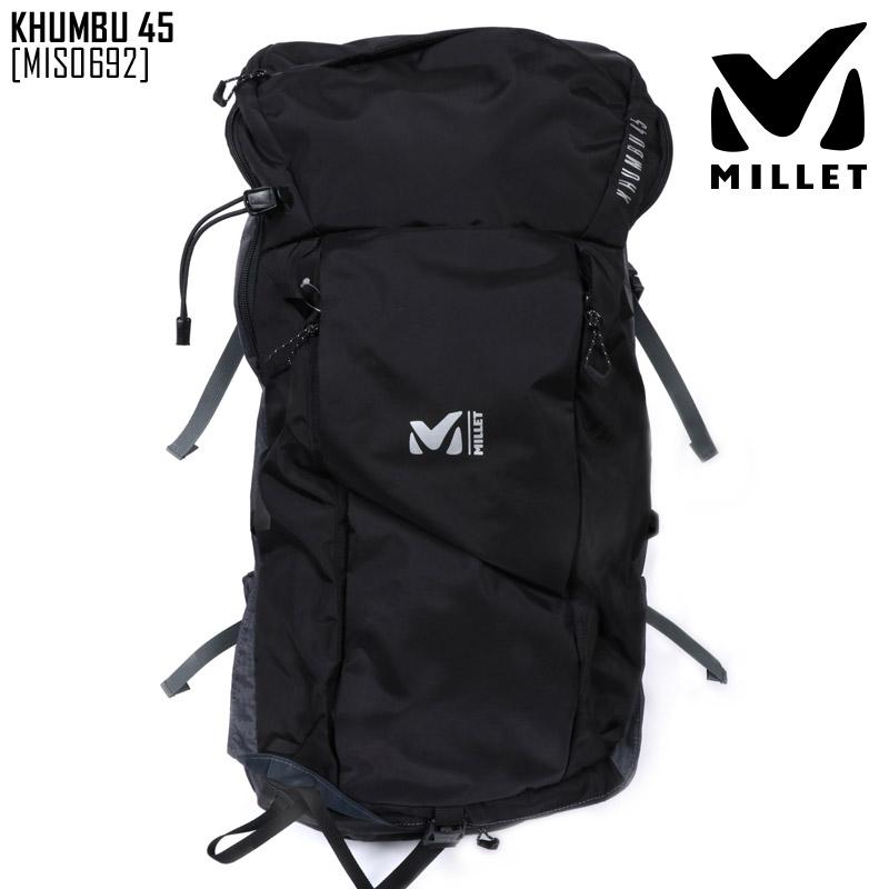 MILLET ミレー MIS0692 リュック バックパック メンズ アウトドアブランド KHUMBU 45