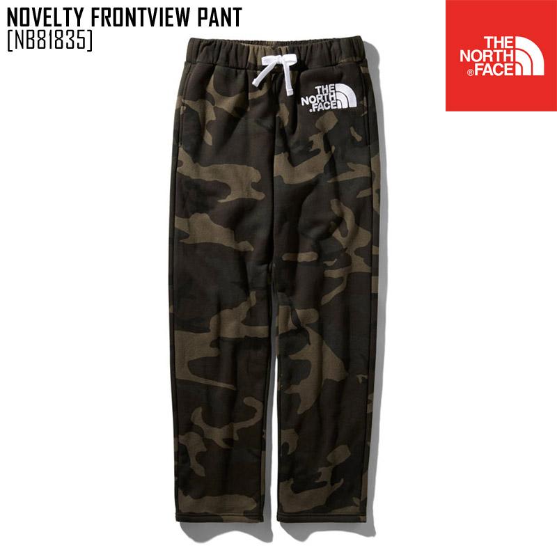 ノースフェイス ノベルティー フロントビュー パンツ NOVELTY FRONTVIEW PANT スウェット パンツ NB81835 メンズ