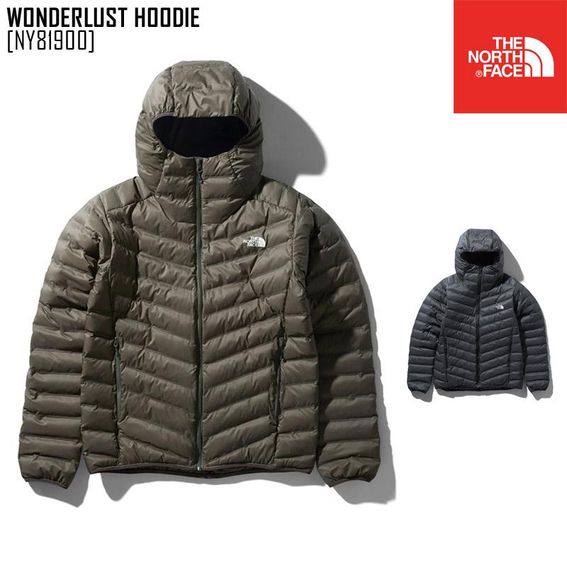 ノースフェイス ワンダーラスト フーディー WONDERLUST HOODIE ジャケット アウター NY81900 メンズ