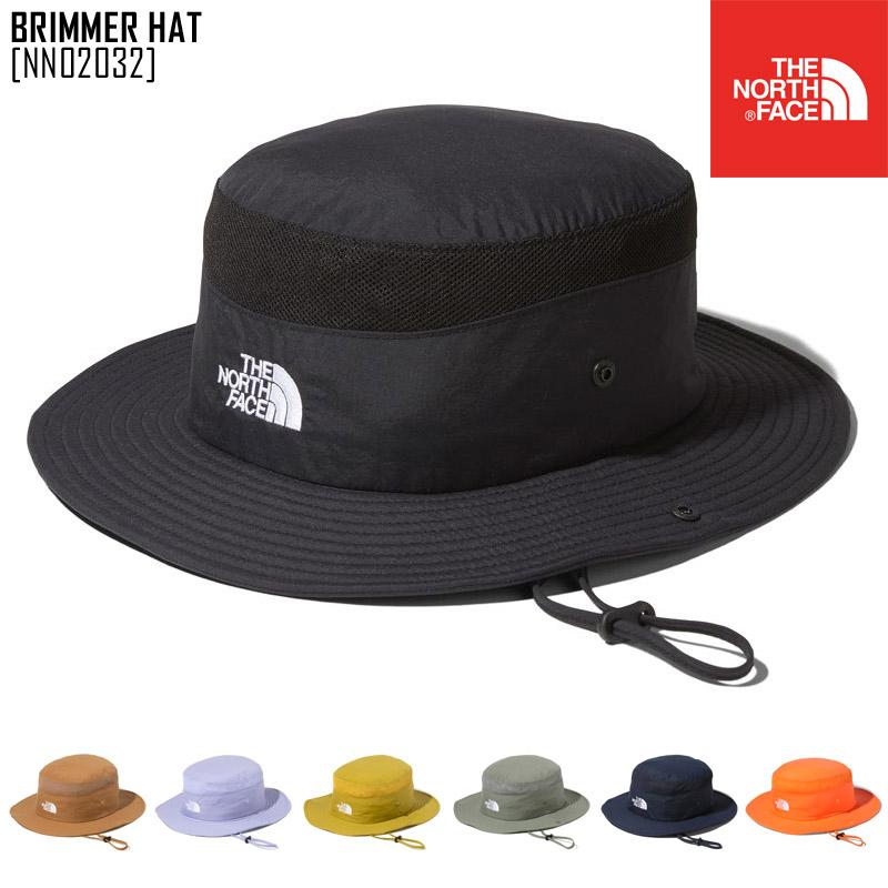 メール便なら送料無料 ノースフェイス THE NORTH FACE 帽子 ハット アウトドア セール SALE THE NORTH FACE ノースフェイス ブリマー ハット BRIMMER HAT ハット 帽子 NN02032 メンズ レディース