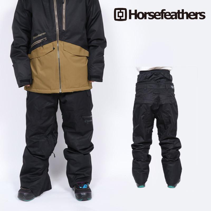 18-19 ホースフェザーズ HORSEFEATHERS ダグラス パンツ DOUGLAS PANTS スノーボードウェア スノボ OM237A メンズ